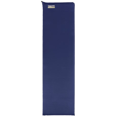 Therm a Rest CampRest LE Sleeping Pad Self Inflating, Large
