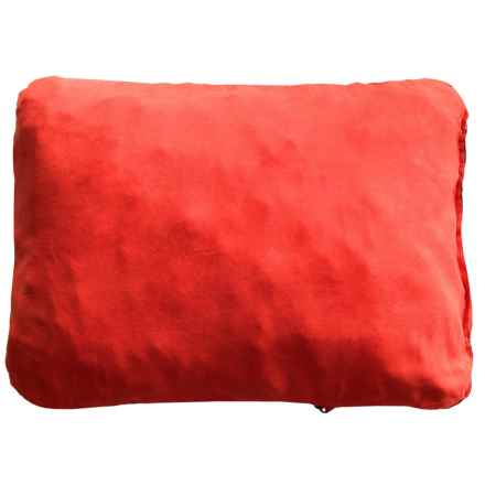 Therm-A-Rest® Compressible Pillow - Extra Large in Poppy - Closeouts