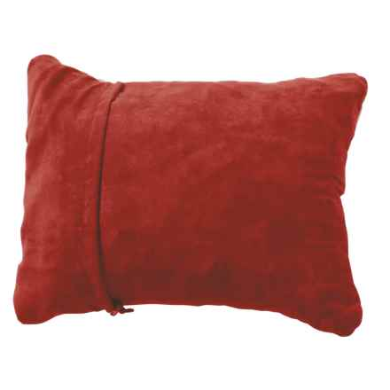Therm-a-Rest Compressible Pillow - Medium in Vermillion - Closeouts
