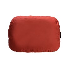 Therm-A-Rest Down Pillow - Large, 650 Fill Power in Chili Pepper - Closeouts