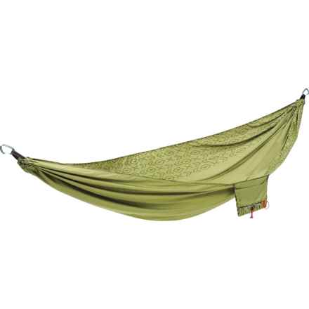 Therm-a-Rest Single Hammock with Straps in Green - Closeouts