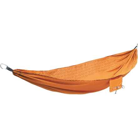 Therm-a-Rest Single Hammock with Straps in Orange - Closeouts