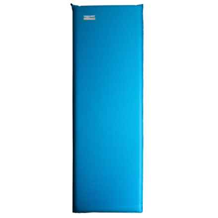"Therm-a-Rest Trail Pro 2"" Sleeping Pad - Self-Inflating in Light Blue - Closeouts"