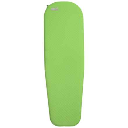 "Therm-a-Rest Trail Pro 2"" Sleeping Pad - Self-Inflating in Light Green - Closeouts"