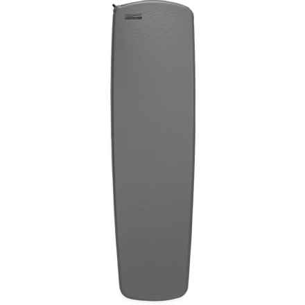 Therm-A-Rest Trail Scout Sleeping Pad - Self-Inflating, Regular in Gray - 2nds