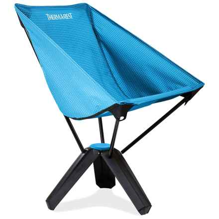 Therm-a-Rest Treo Camp Chair in Sapphire - Closeouts