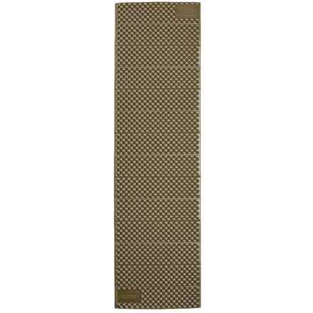 Therm-A-Rest Z-Lite Foam Sleeping Pad - Regular, Folding in Coyote/Grey - 2nds