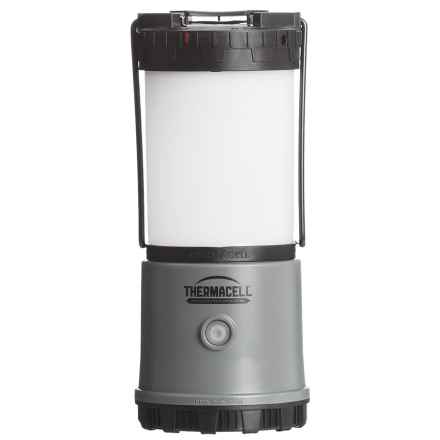 Thermacell Pathfinder Mosquito-Repellent Camp Lantern - 225 Lumens in Grey - Closeouts