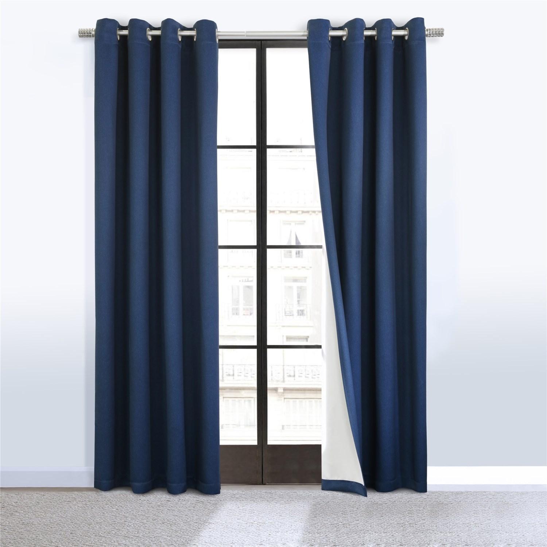 Insulated Room Darkening Curtains