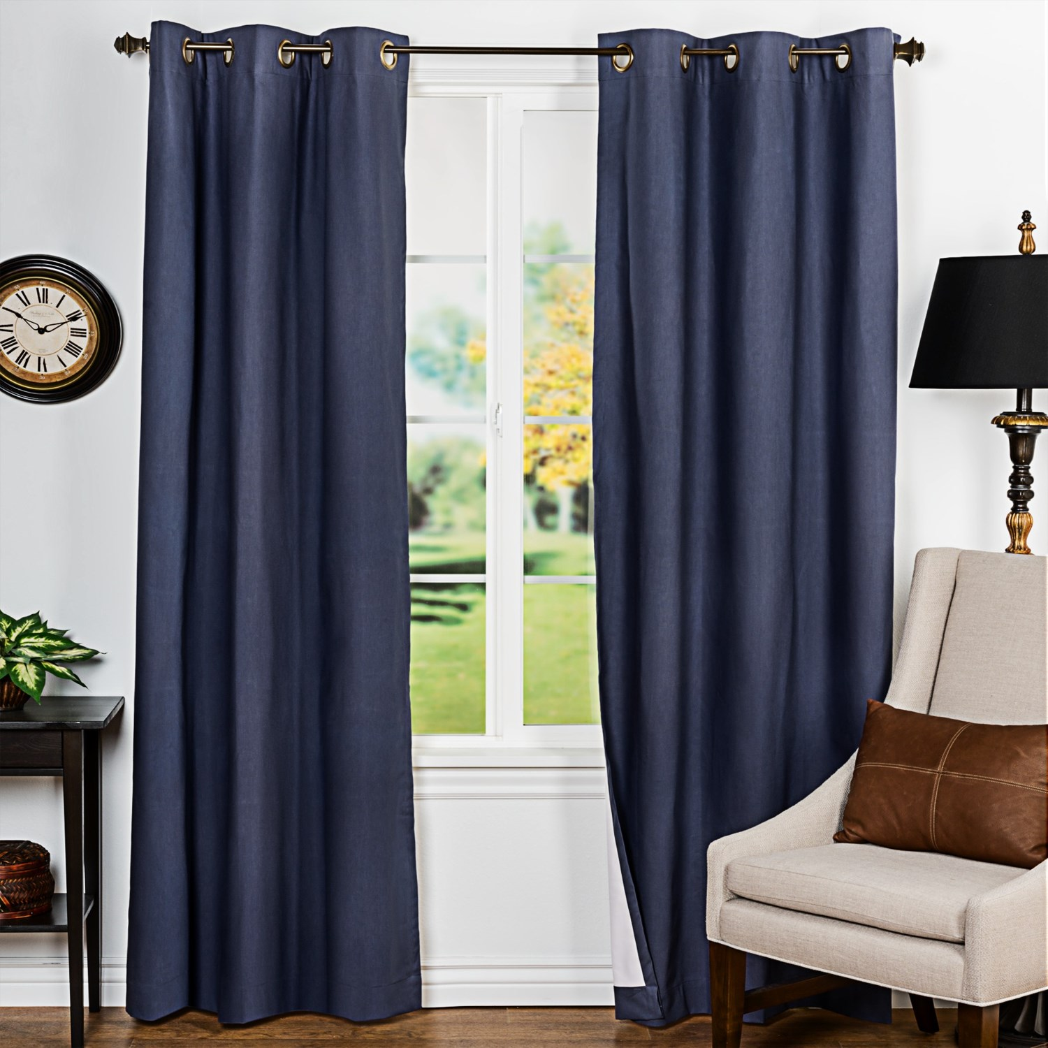 Insulated drapes