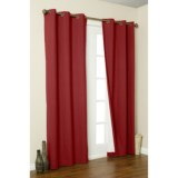 "Thermalogic Weathermate Curtain - 80x63"", Grommet-Top, Insulated"