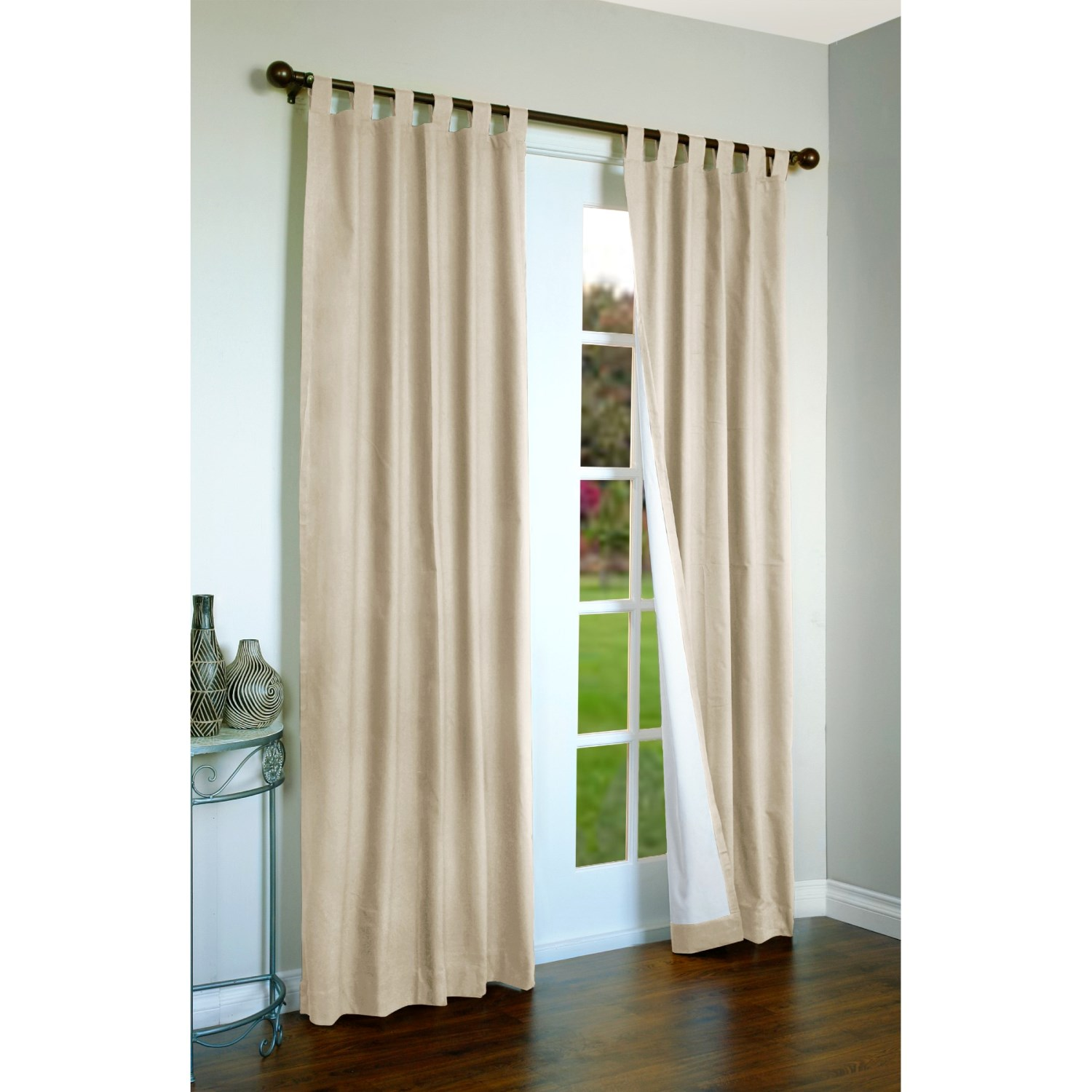 thermalogic weathermate curtains 160x 84 tab top