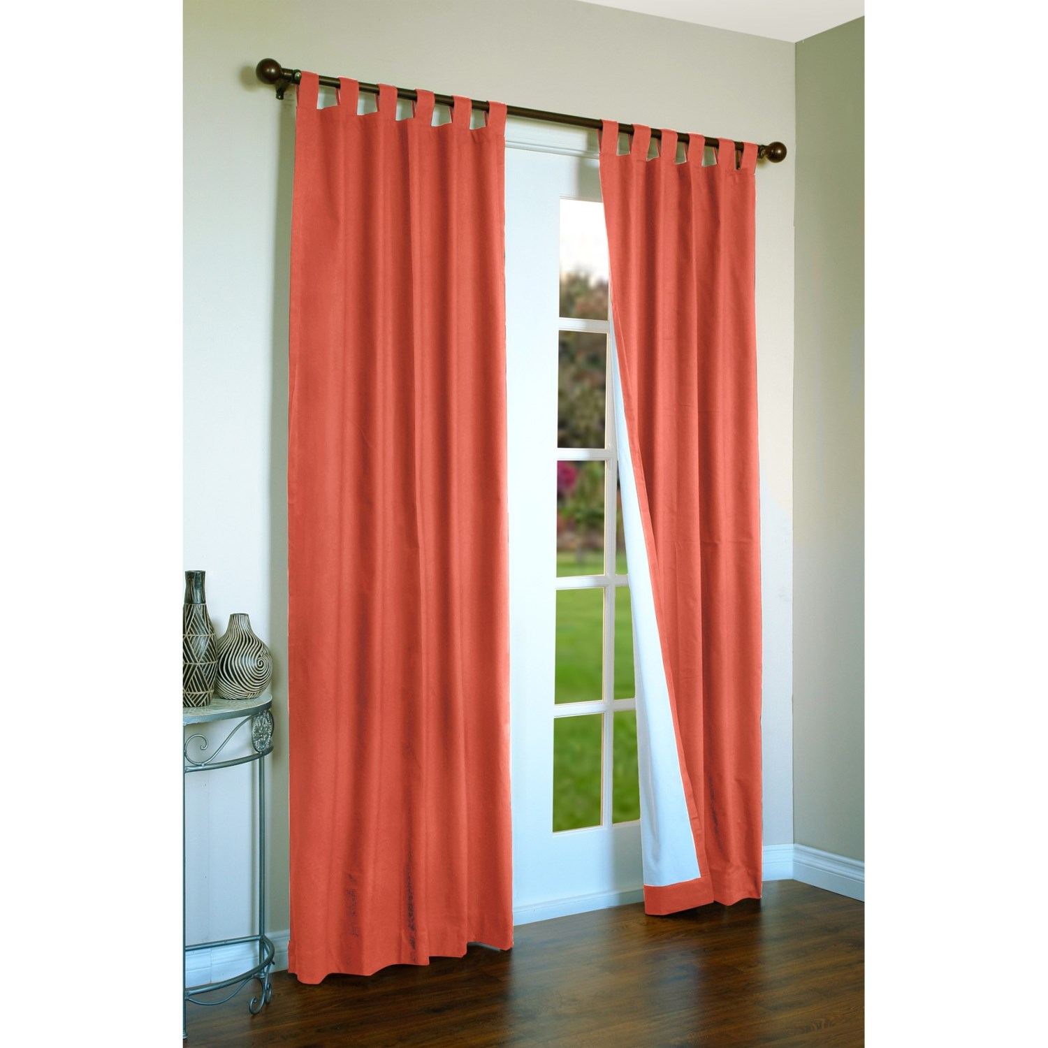 Thermalogic Weathermate Curtains 80x54 Tab Top Insulated Save 58
