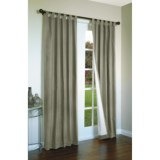 """Thermalogic Weathermate Curtains - 80x54"""", Tab-Top, Insulated"""