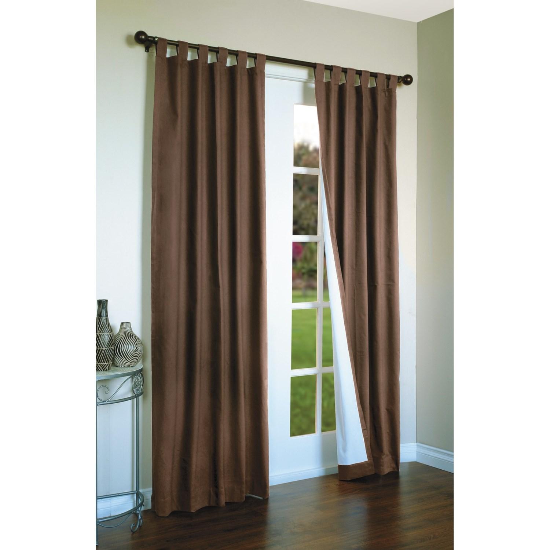 Thermalogic Weathermate Curtains 80x63 Tab Top