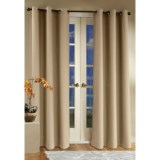 "Thermalogic Weathermate Curtains - 80x84"", Grommet-Top, Insulated"