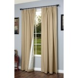 "Thermalogic Weathermate Pinch Pleat Curtains - 95"", Insulated"