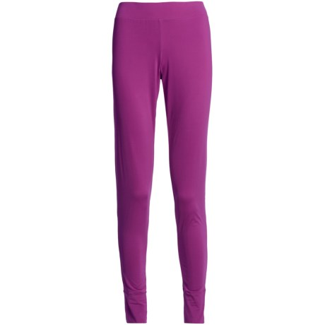 Thermaskin Heat Pants (For Women) in Violet