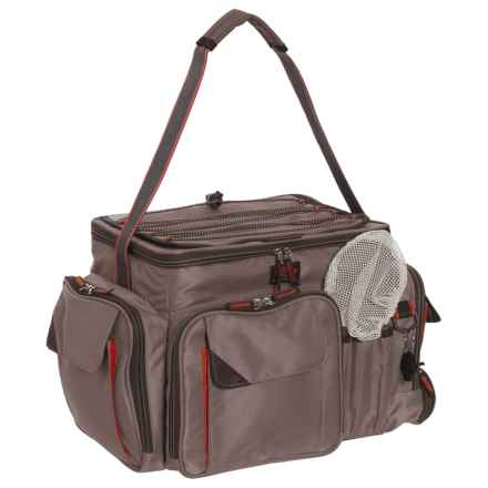 THERMOS® Insulated Tackle Bag in Brown - Closeouts
