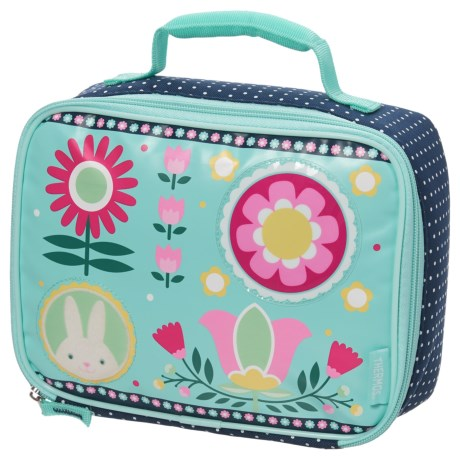 THERMOS® Rosemaling Soft Lunch Bag in Rose