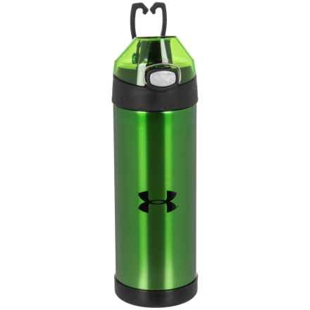 THERMOS® Stainless Steel Vacuum-Insulated Bottle - 16 oz. in Green - Closeouts