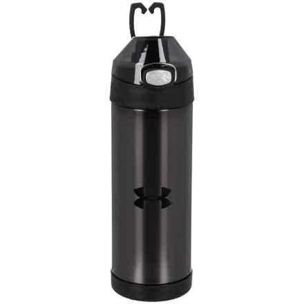 THERMOS® Stainless Steel Vacuum-Insulated Bottle - 16 oz. in Grey - Closeouts