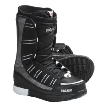 Thirty Two Ultralight Snowboard Boots (For Men) in Black/Silver - Closeouts