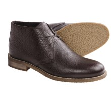 Thomas Dean Gargano Chukka Boots - Calf Leather (For Men) in Brown - Closeouts