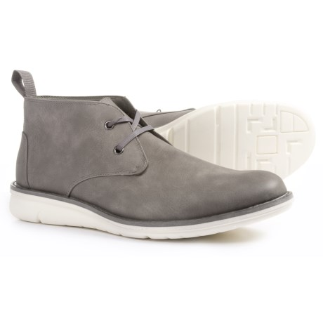 Thompson Chukka Boots - Vegan Leather (For