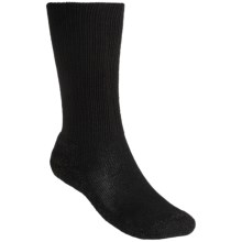 Thorlo Anti-Fatigue Socks - Midweight (For Men and Women) in Black - 2nds