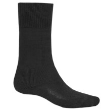 Thorlo Boot Socks (For Men and Women) in Black - 2nds