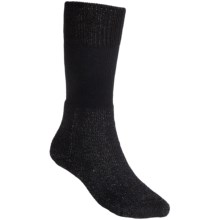 Thorlo Boot Socks - Midweight, Mid-Calf (For Men and Women) in Black - 2nds