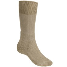 Thorlo Boot Socks - Midweight, Mid-Calf (For Men and Women) in Desert Sand - 2nds