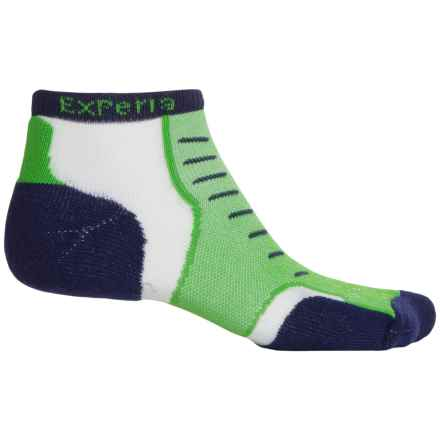 Thorlo Experia® Multi-Activity Socks - Below the Ankle (For Men and Women) in Newport Green - Closeouts