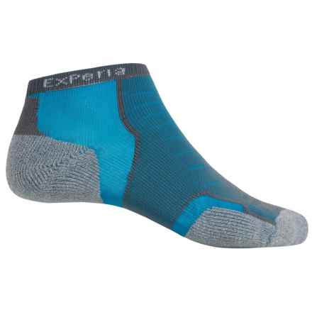 Thorlo Experia Multisport Socks - Below the Ankle (For Men and Women) in Blushark - 2nds