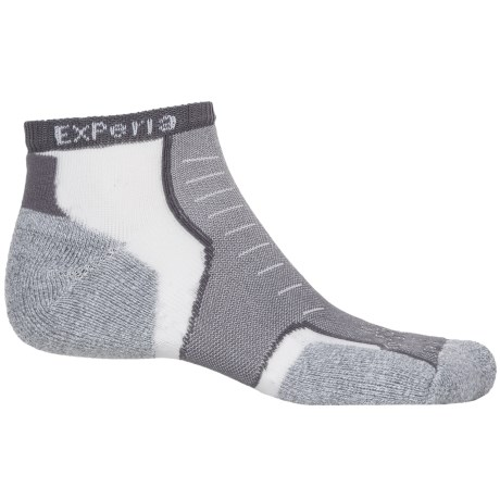 Thorlo Experia Multisport Socks - Below the Ankle (For Men and Women) in Grey