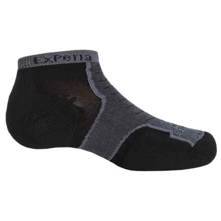 Thorlo Experia Multisport Socks - Below the Ankle (For Men and Women) in Night Grey - 2nds