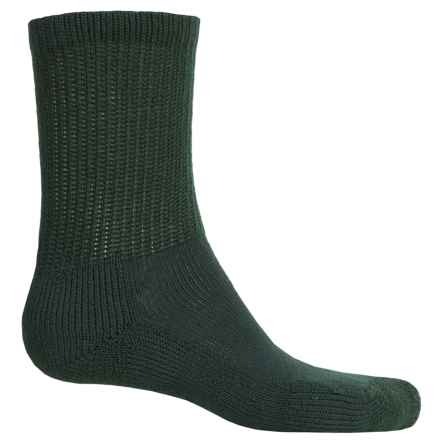 Thorlo Golf Socks - Over the Calf (For Men and Women) in Dark Green - 2nds