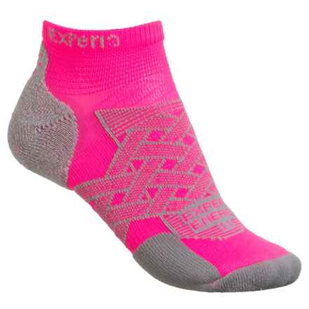Thorlo Imp Experia® Energy Run Socks - Ankle (For Men and Women) in Electric Pink - 2nds