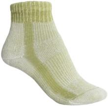 Thorlo Light Hiking CoolMax® Socks - Light Cushion (For Women) in Celery - 2nds
