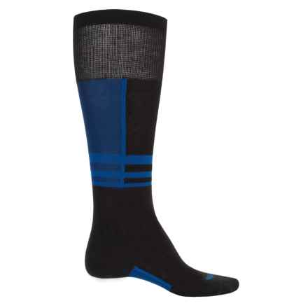 Thorlo Lightweight Ski Socks - Thermolite® (For Men and Women) in Laser Blue - 2nds