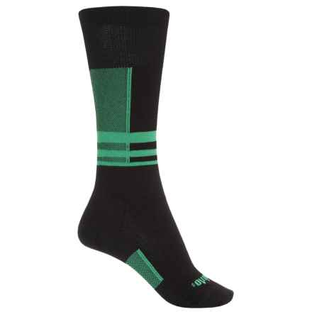 Thorlo Lightweight Ski Socks - Thermolite® (For Men and Women) in Mogul Mint - 2nds