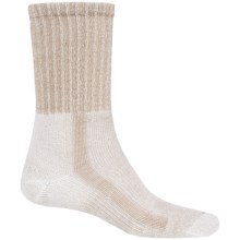 Thorlo Midweight Wicking Boot Socks - Crew (For Men and Women) in Desert Sand - 2nds