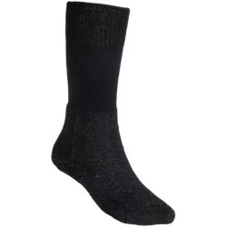 Thorlo Military Boot Socks - Midweight, Mid-Calf (For Men and Women) in Black