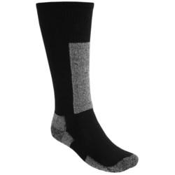 Thorlo Ski Socks - Merino Wool (For Men and Women) in Black