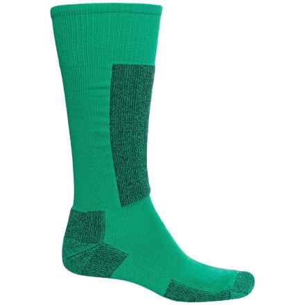 Thorlo SL THOR-WICK Ski Socks - Over the Calf (For Men and Women) in Mogul Mint - Closeouts