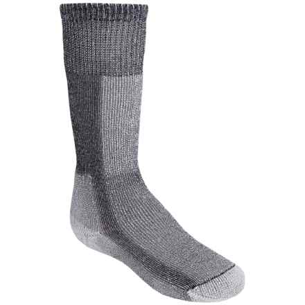 Thorlo Snow Socks - Thermolite® (For Kids) in Black - 2nds