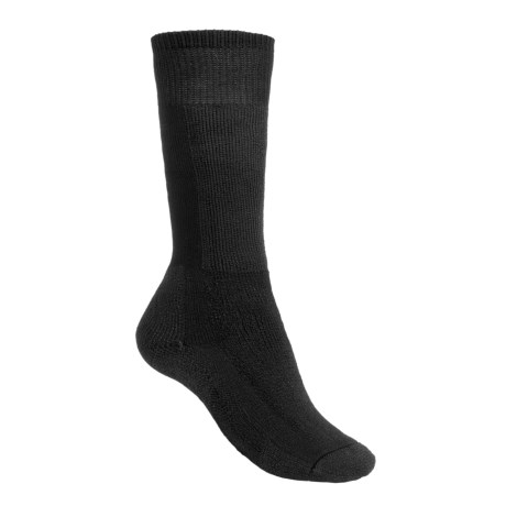 Thorlo Snow Socks - Thermolite® (For Kids) in Diamond Black