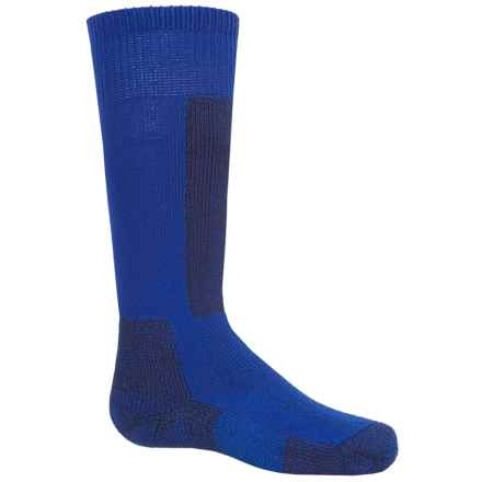 Thorlo Snow Socks - Thermolite® (For Kids) in Laser Blue - 2nds