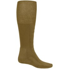 Thorlo THOR-LON® Boot Socks - Heavyweight, Over the Calf (For Men and Women) in Coyote Brown - 2nds